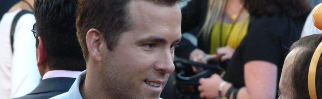Ryan Reynolds en la presentación de Turbo en Barcelona