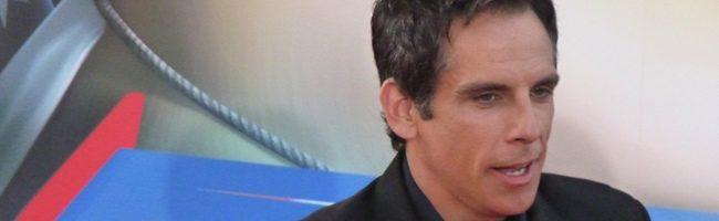 Ben Stiller en la presentación de Turbo en Barcelona