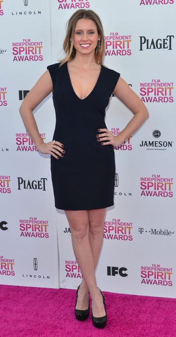 Manuela Vellés en los Independent Spirit Awards