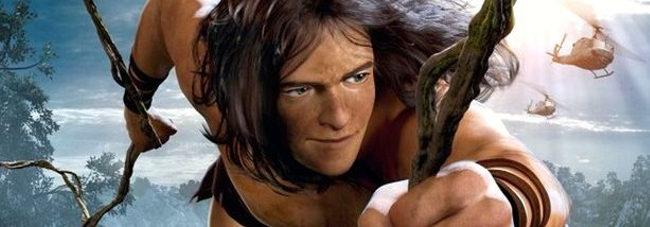 Nuevo tráiler internacional del 'Tarzan 3D' de Kellan Lutz
