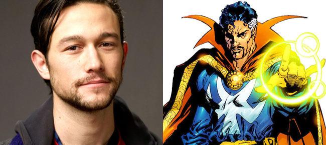 Marvel podría estar considerando a Joseph Gordon-Levitt para protagonizar 'Doctor Extraño'