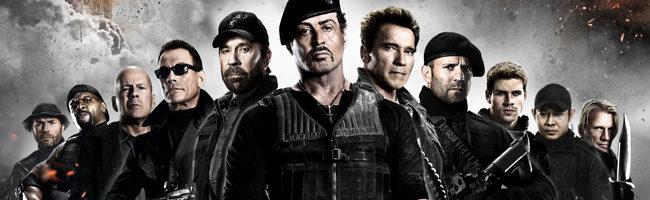 Póster de 'Los Mercenarios 2'