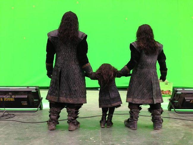 'El Hobbit: Partida y regreso'