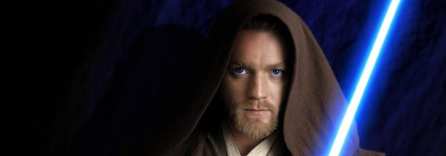 Ewan McGregor metido en el papel de Obi-Wan Kenobi