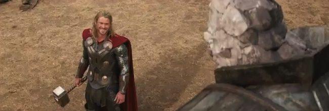 'Thor: El mundo oscuro'