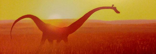 'Dinosapiens (The Good Dinosaur)'