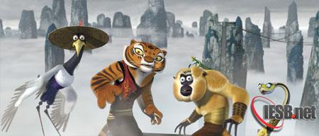12 nuevas imágenes de 'Kung fu Panda'