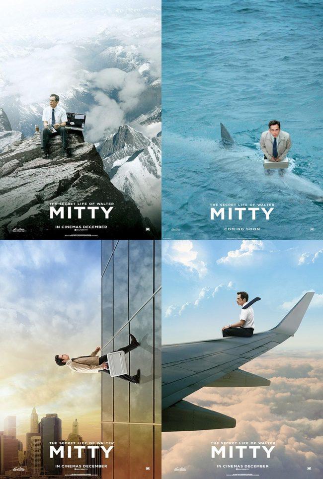 'La vida secreta de Walter Mitty'