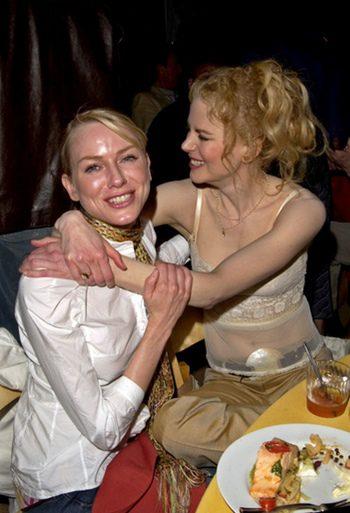 Naomi Watts - Nicole Kidman