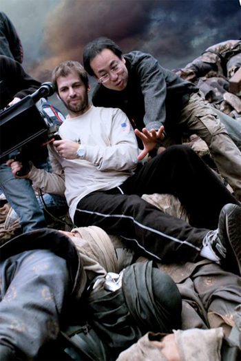 Larry Fong - Zack Snyder
