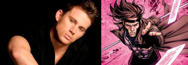 Channing Tatum quiere ser Gámbito en alguna película de 'X-Men'