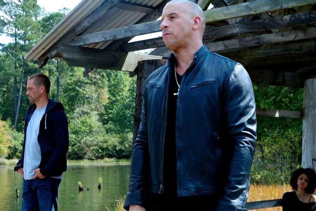 Primera fotografía del rodaje de 'Fast & Furious 7' con Vin Diesel y Paul Walker