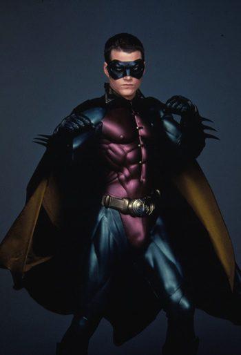 Chris O'Donnell como Robin