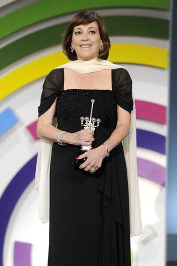 Carmen Maura recibe el Premio Donostia 2013
