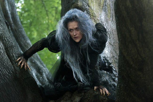 Meryl Streep 'Into the Woods'