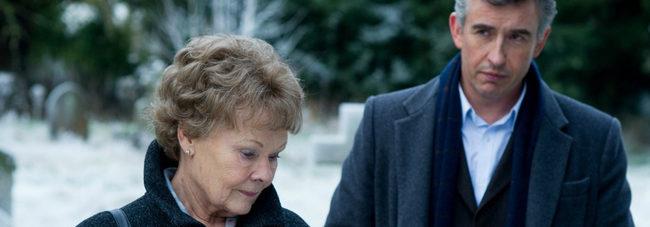 Nuevo tráiler de 'Philomena' con Judi Dench y Steve Coogan