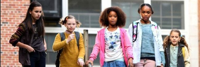 Primer vistazo a las imágenes de Jamie Foxx y Quvenzhané Wallis en el rodaje de 'Annie'