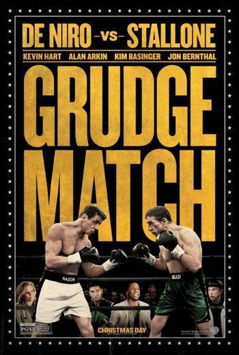 'Grudge Match'