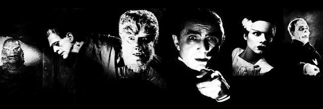 Monstruos clásicos de Unviersal Pictures