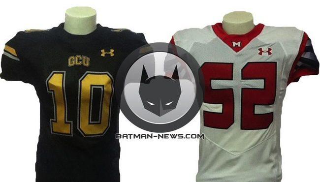 Camisetas de los equipos de Batman vs Superman