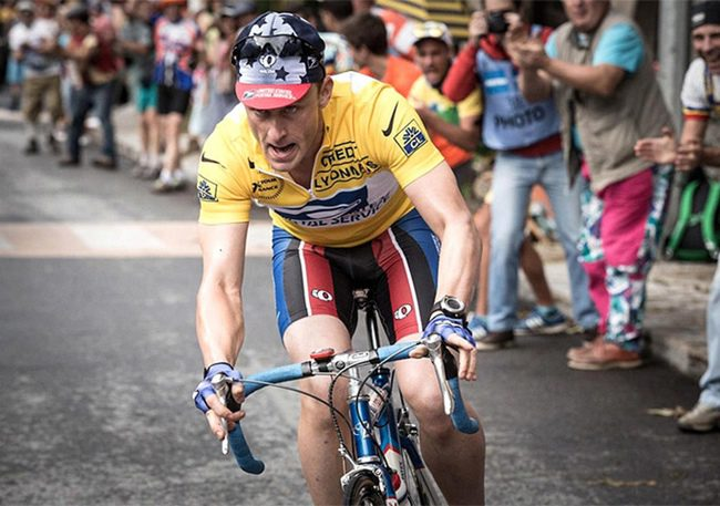 Ben Foster - Lance Armstrong