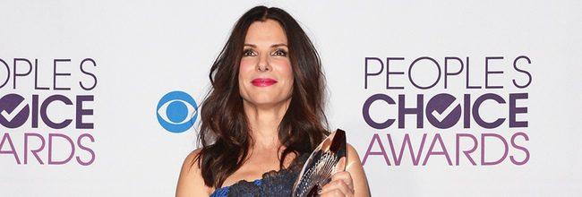 Sandra Bullock arrasa en las nominaciones de los People's Choice Awards 2014