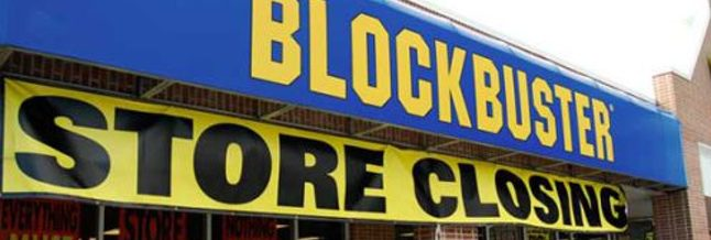 Blockbuster cierra definitivamente todas las tiendas que le quedaban en Estados Unidos
