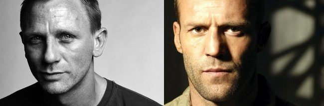 Daniel Craig - Jason Statham
