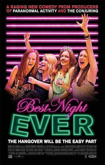 'Best Night Ever'