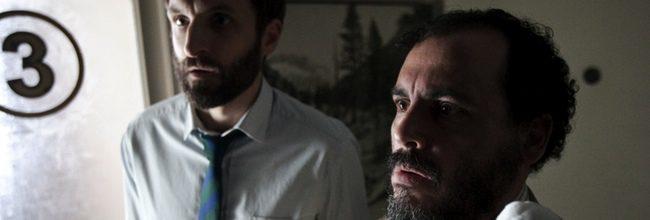 Julián Villagrán y Joaquín Núñez en '¿Quién mató a Bambi?'