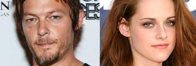 Norman Reedus y Kristen Stewart, últimos nombres rumoreados para 'El cuervo'