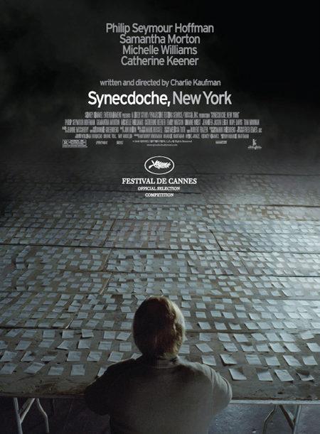 Nuevo cartel de 'Synecdoche, New York'