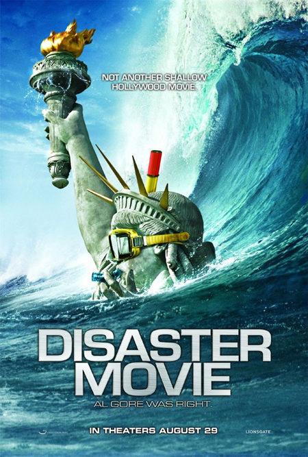 Póster de 'Disaster movie'