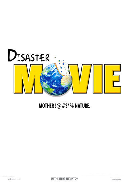 Segundo cartel de 'Disaster movie'
