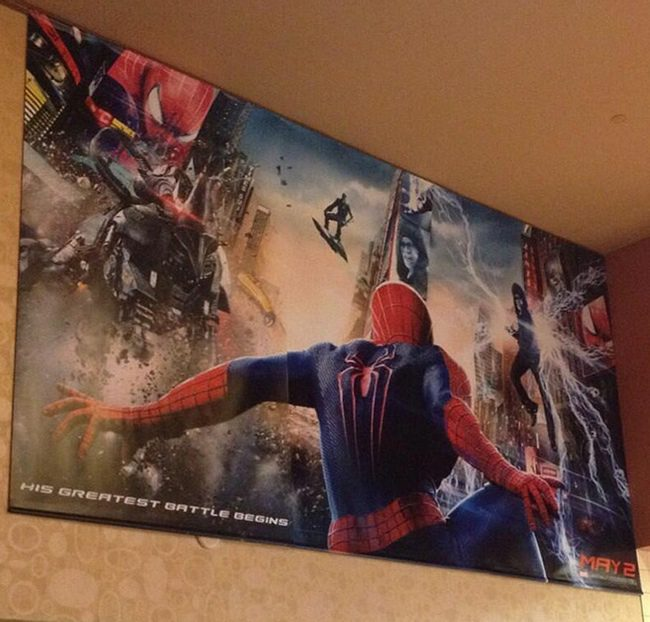 'The Amazing Spider-Man 2'