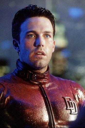 Ben Affleck habla sobre el fracaso de 'Daredevil' y de la secuela del 'El Hombre de Acero'