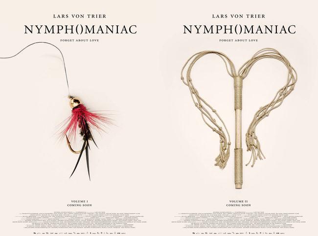 Dos nuevos pósters de 'Nymphomaniac' de Lars Von Trier