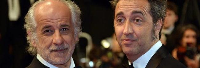 Paolo Sorrentino y Toni Servillo