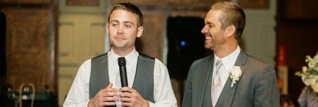 Cody Walker y Paul Walker