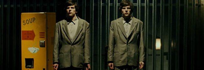 Teaser tráiler de 'The Double' con Jesse Eisenberg