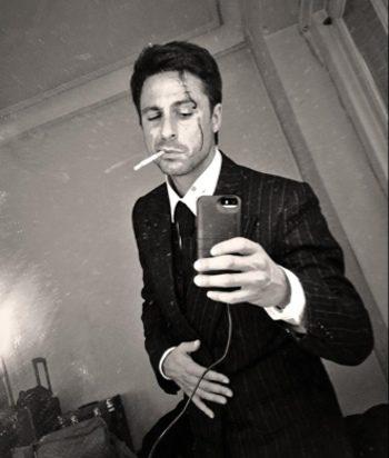 Primera imagen de Hugo Silva en el thriller psicológico 'Musarañas'