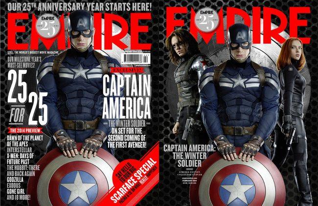 Capitán América: El soldado de invierno'