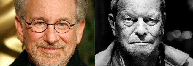 Terry Gilliam acusa a las películas de Steven Spielberg de simplistas