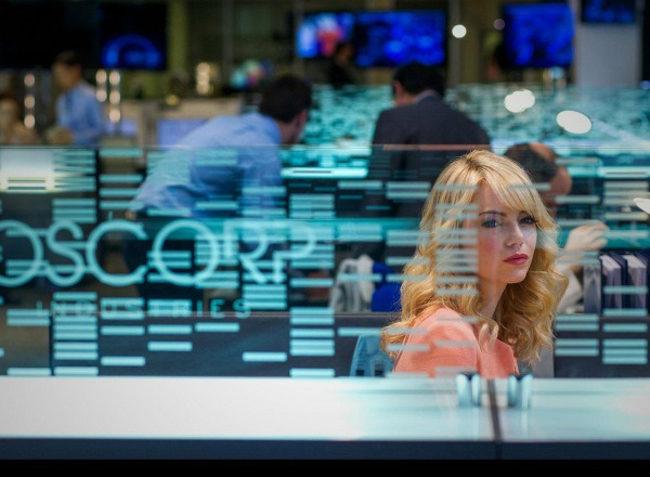 Emma Stone en The Amazing Spider-Man 2: El poder de Electro