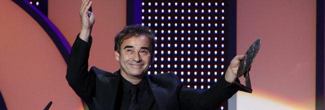 Eduard Fernández en los Premios José María Forqué 2014