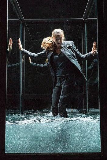 Nueva imagen de 'Divergente' con Shailene Woodley