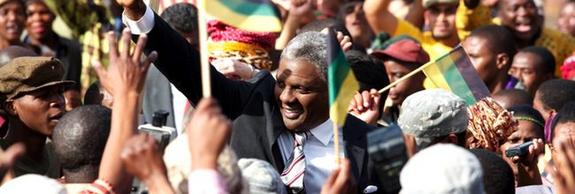 'Mandela, del mito al hombre'
