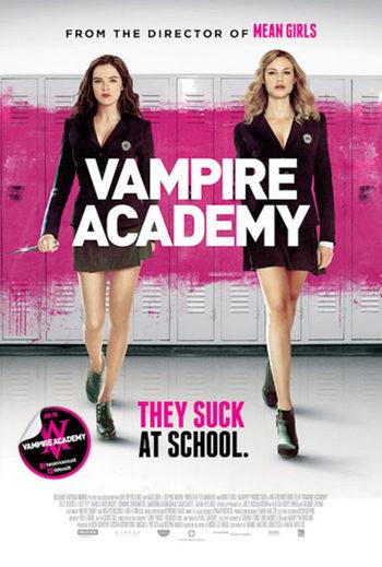 Póster Vampire Academy