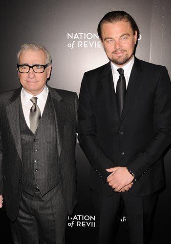 Martin Scorsese - Leonardo DiCaprio