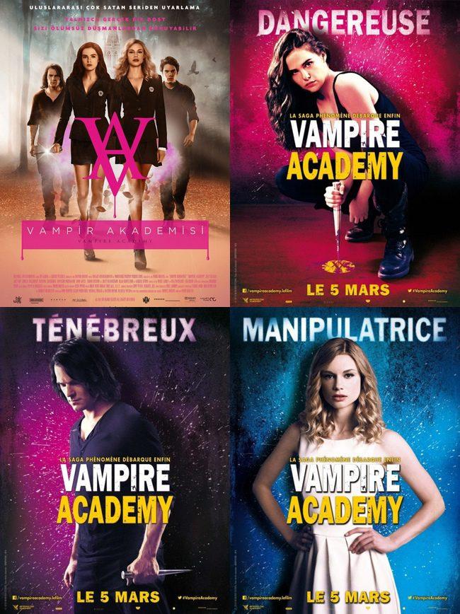 'Vampire Academy'